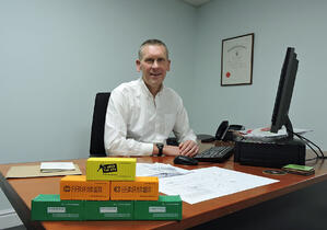 Ean Parsons of Parsons Containers