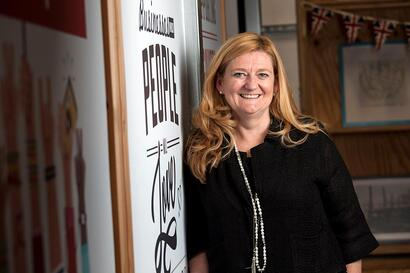 redwigwam Lorna Davidson CEO