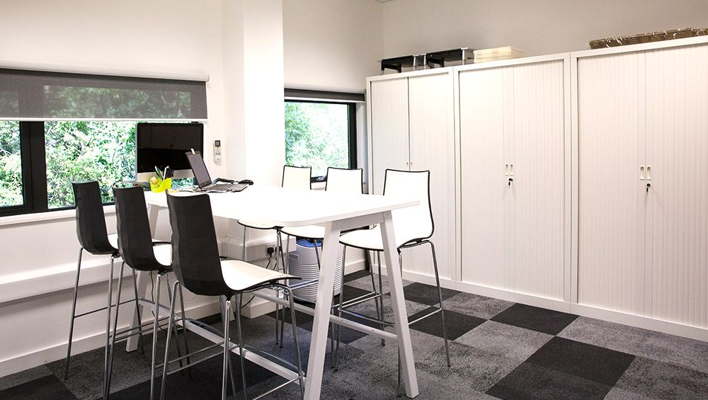 M40 Offices receives £250,000 to improve facilities and help reduce its carbon footprint